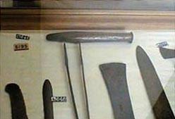 Медные египетские инструменты